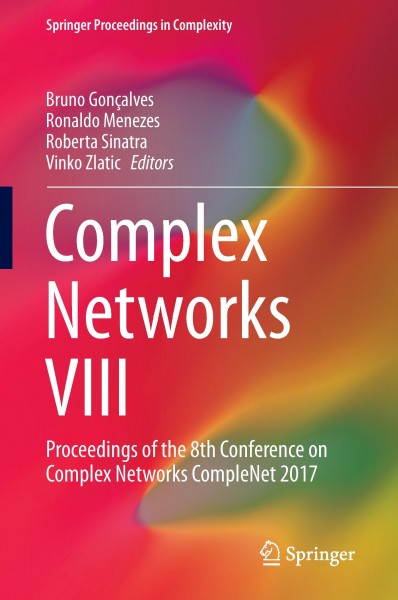 Complex Networks VIII