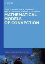 Mathematical Models of Convection