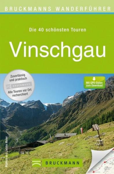 Bruckmanns Wanderführer Vinschgau
