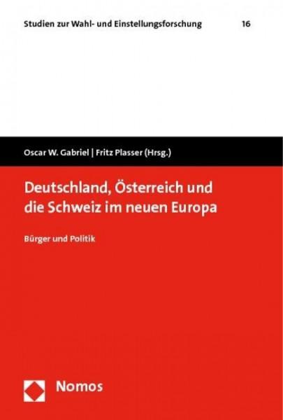 Deutschland, Österreich und die Schweiz im neuen Europa