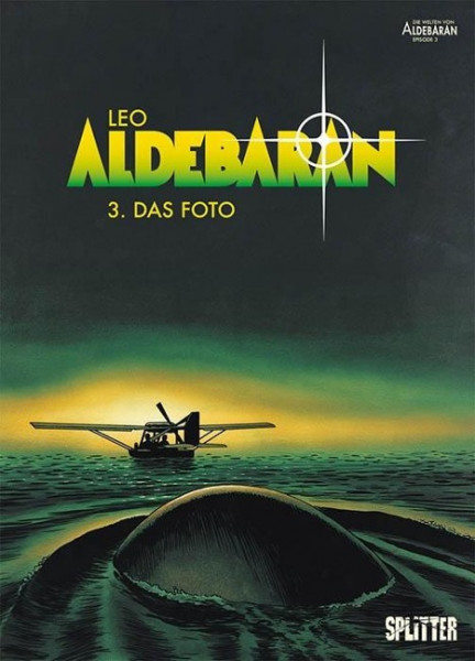 Aldebaran 3. Das Foto
