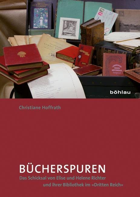 B?cherspuren - Hoffrath, Christiane