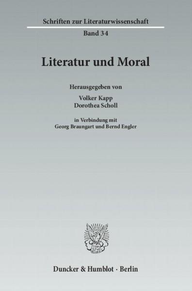 Literatur und Moral