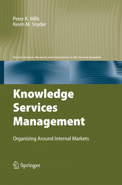 Knowledge Services Management