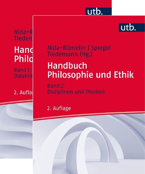 Kombipack Handbuch Philosophie und Ethik