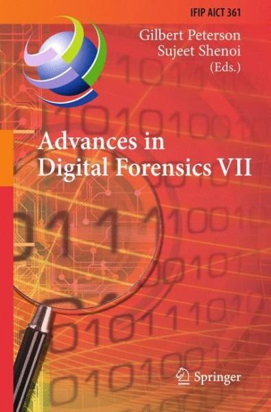 Advances in Digital Forensics VII