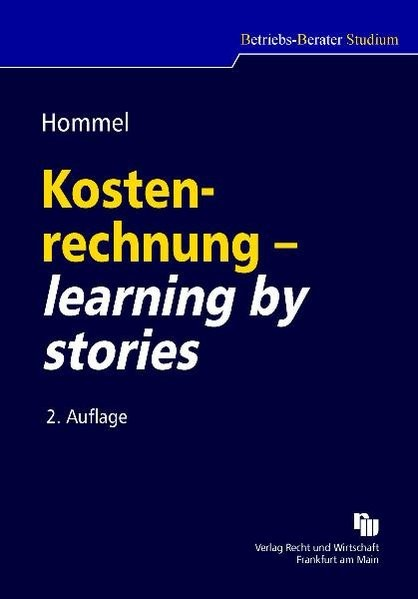 Kostenrechnung - learning by stories