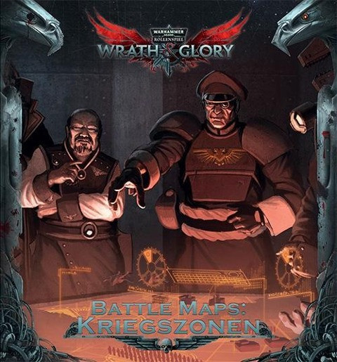 WH40K: Wrath & Glory Battlemaps Kriegszonen