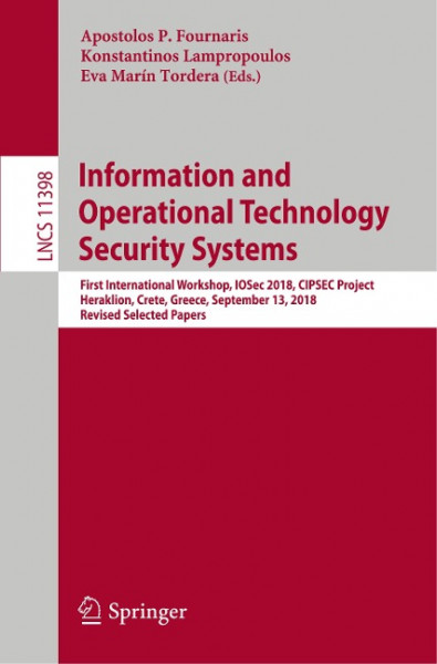 Information and Operational Technology Security Systems