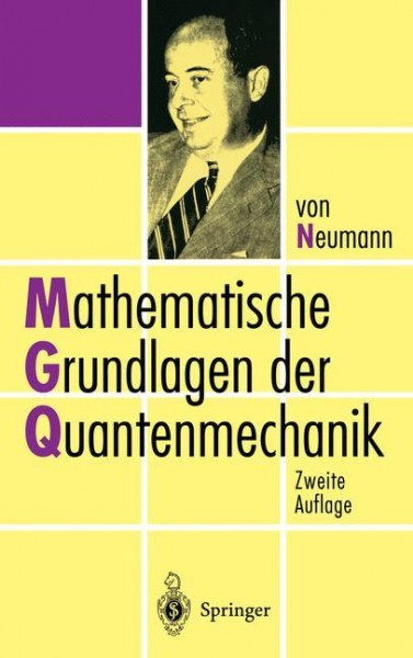 Mathematische Grundlagen der Quantenmechanik