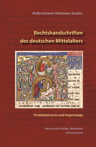 Rechtshandschriften des deutschen Mittelalters