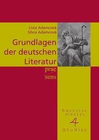 Grundlagen der deutschen Literatur