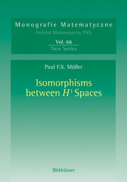 Isomorphisms Between H1 Spaces