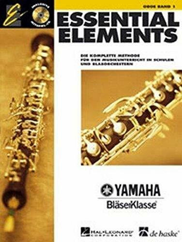 ESSENTIAL ELEMENTS BAND 1 FR OBOE