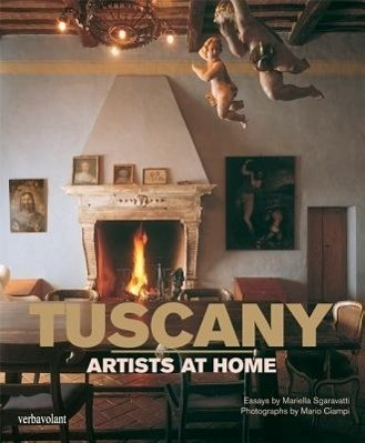 Tuscany - Artists at home