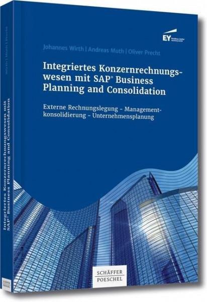 Integriertes Konzernrechnungswesen mitv SAP® Business Planning and Consolidation