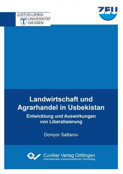 Landwirtschaft und Agrarhandel in Usbekistan