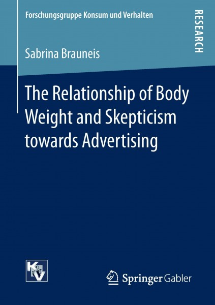 The Relationship of Body Weight and Skepticism towards Advertising