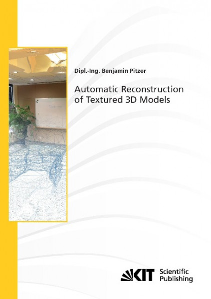Automatic Reconstruction of Textured 3D Models
