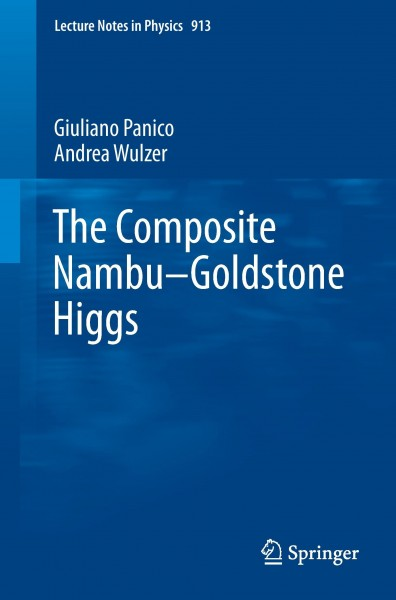 The Composite Nambu-Goldstone Higgs