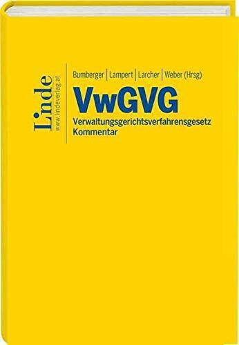 VwGVG   Verwaltungsgerichtsverfahrensgesetz: Kommentar