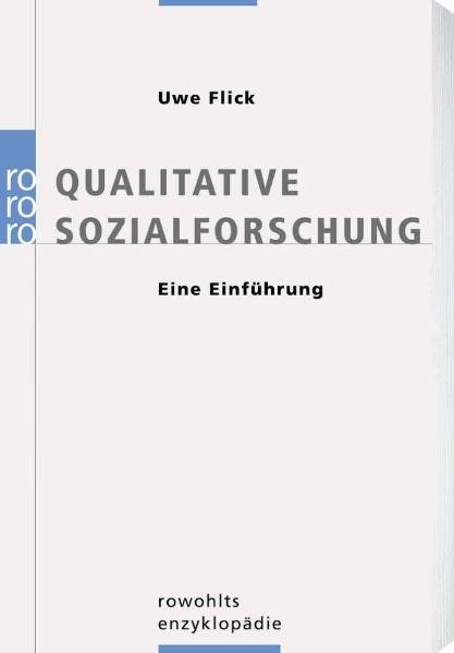 Qualitative Sozialforschung. Eine Einführung.