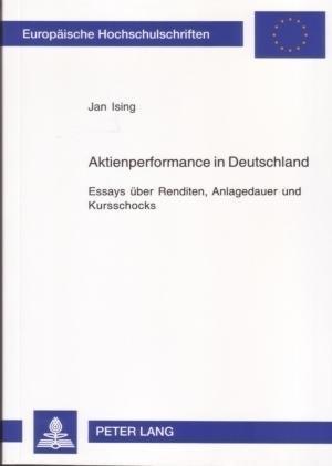 Aktienperformance in Deutschland