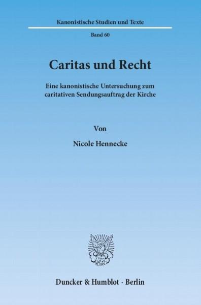 Caritas und Recht