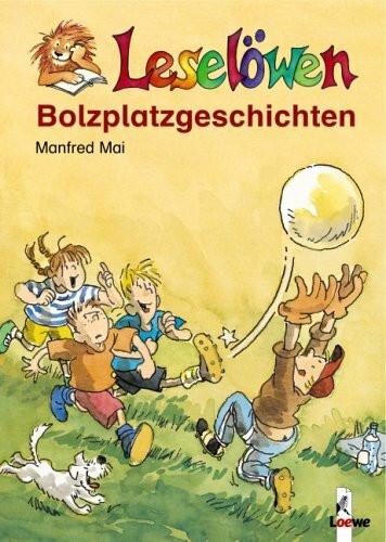 Leselöwen Bolzplatzgeschichten
