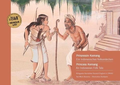 Prinzessin Kemang - Ein indonesisches Volksmärchen / Princess Kemang - An Indonesian Folk Tale