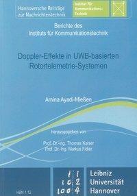 Doppler-Effekte in UWB-basierten Rotortelemetrie-Systemen