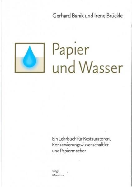 Papier und Wasser