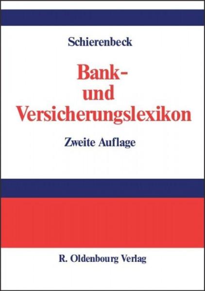 Bank- und Versicherungslexikon