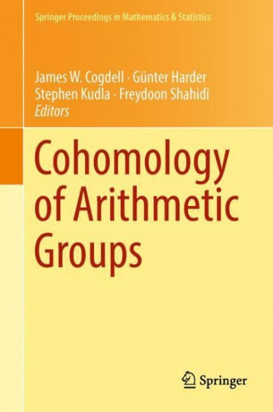Cohomology of Arithmetic Groups