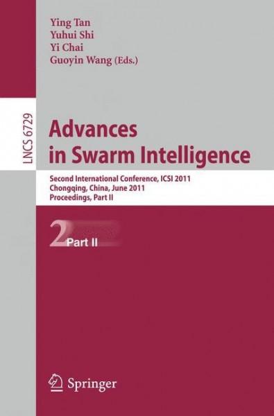 Advances in Swarm Intelligence, Part II