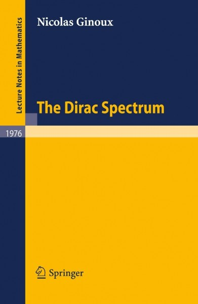The Dirac Spectrum