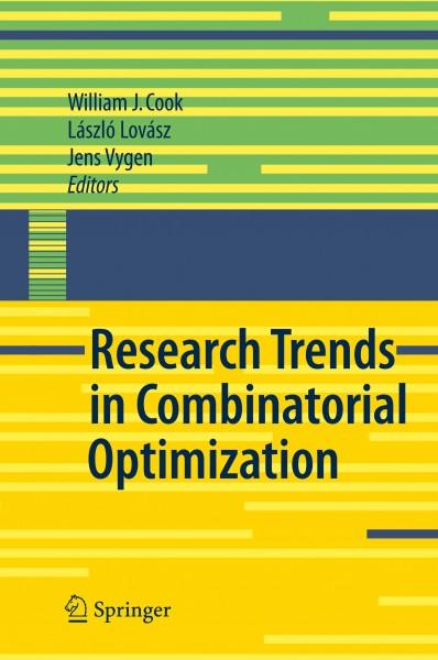 Research Trends in Combinatorial Optimization