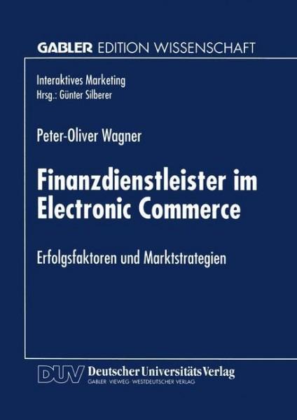Finanzdienstleister im Electronic Commerce