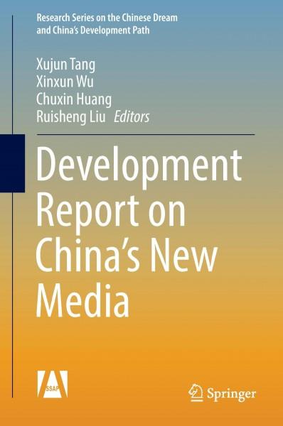 Development Report on China's New Media