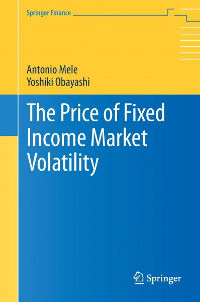 The Price of Fixed Income Market Volatility