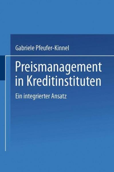 Preismanagement in Kreditinstituten