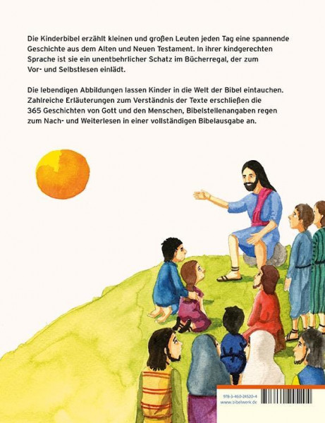 Die große Kinderbibel für jeden Tag