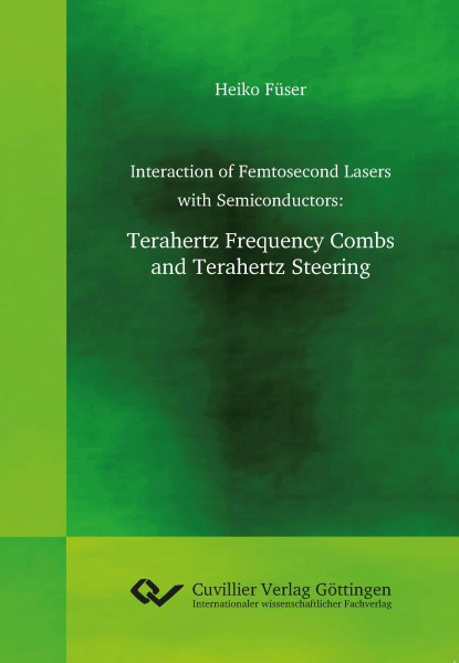 Interaction of Femtosecond Lasers with Semiconductors