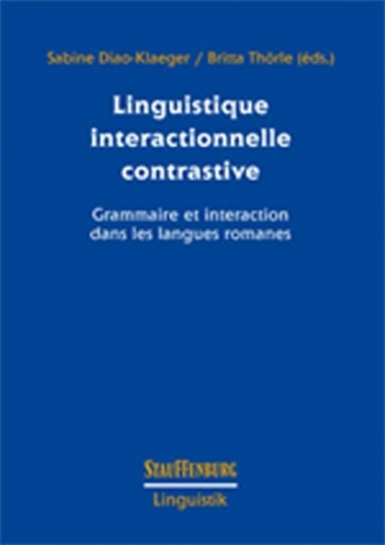 Linguistique interactionnelle contrastive
