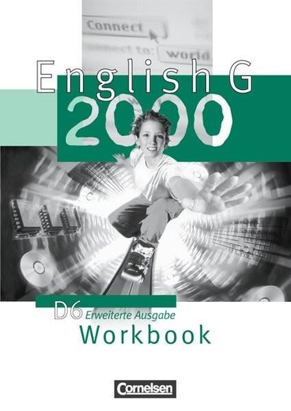 English G 2000 - Erweiterte Ausgabe D: English G 2000, Ausgabe D, Workbook, Erweiterte Ausg.