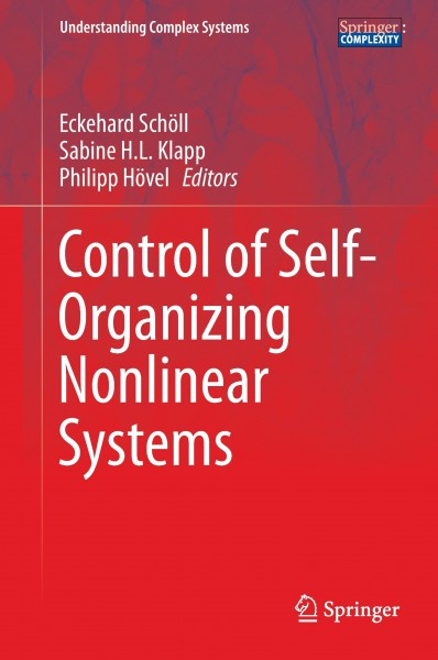 Control of Self-Organizing Nonlinear Systems