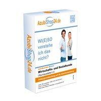 AzubiShop24.de Lernkarten Wirtschafts- und Sozialkunde Raumausstatter / Raumausstatterin Prüfungsvor