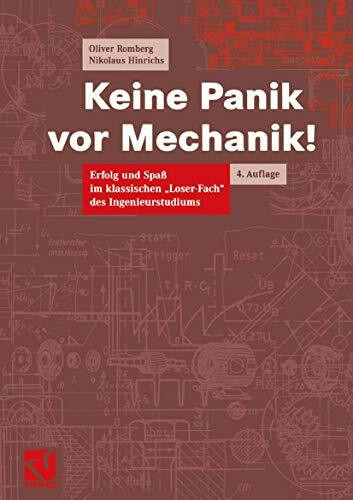 Keine Panik vor Mechanik!