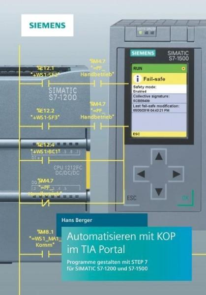 Automatisieren mit KOP im TIA Portal