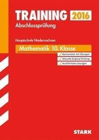 Training Abschlussprüfung Hauptschule Niedersachsen Mathematik 10. Klasse
